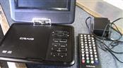 CRAIG Portable DVD Player CTV1703